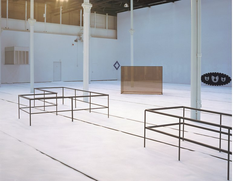 Ph.Simon Starling, Tramway, Glasgow